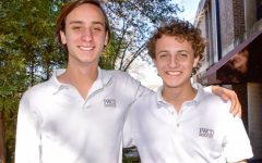 Conner Williams and Nicholas Aufiero are FWCD's National Merit Finalists