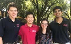Four FWCD Seniors Recognized as National Merit Finalists