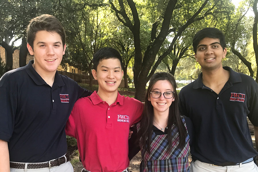 FWCD's National Merit Semifinalists are now Finalists.
