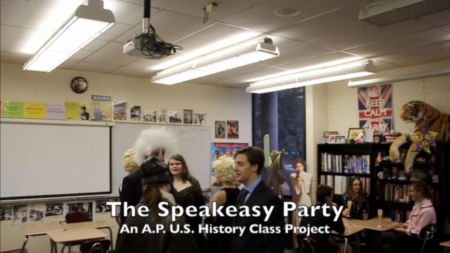 APUSH+students+participated+in+the+annual+Speakeasy+as+part+of+their+study+of+the+1920s.
